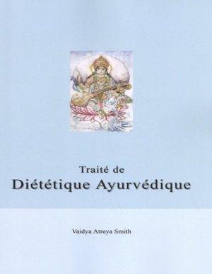 Traité de diététique ayurvédique - Editions Turiya - 9782952080231 -