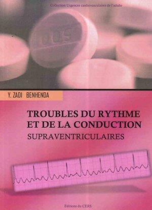 Troubles du rythme et de la conduction supraventriculaires - du cers - 2302953877318