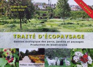 Traité d'écopaysage - infographie et paysage - 9782954415802 -