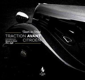 Traction-avant Citroën (1934-1957) - le faune - 9782955589229 -