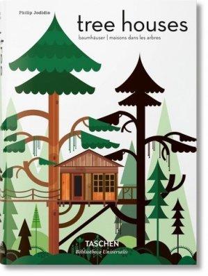 Tree houses - taschen - 9783836561877 -