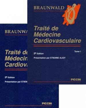 Traité de médecine cardiovasculaire  2 volumes - piccin - 9788829915477 -