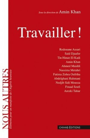 Travailler ! - Chihab éditions - 9789947393338 -