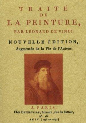 Traité de la peinture - maxtor france - 9791020800664 -