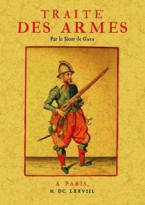 Traité des armes - Maxtor France - 9791020801289 -