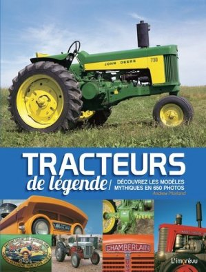 Tracteurs de légende - de l'imprevu - 9791029508257 -