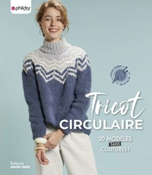 Tricot circulaire  - marie claire - 9791032305829 -