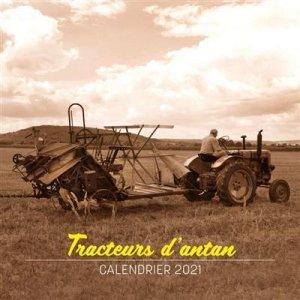 Tracteurs d'antan - Histoire et Collections - 9791038010291 -