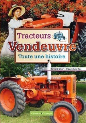 Tracteurs Vendeuvre - campagne et compagnie - 9791090213128 -
