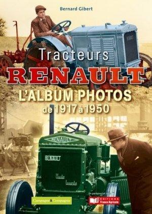 Tracteurs Renault - campagne et compagnie - 9791090213210 -