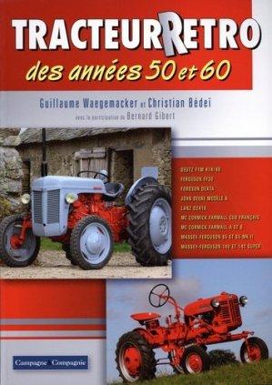 Tracteurs rétro, de A à M - france agricole - 9791090213807 -