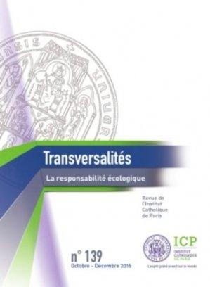 Transversalités - Société d'Editions de Revues - 9791094264096 -