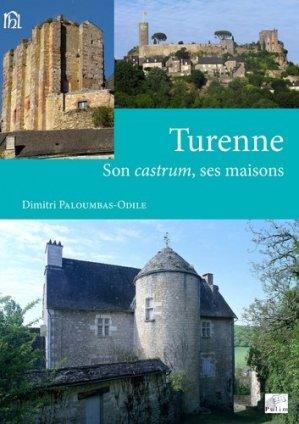 Turenne - presses universitaires de limoges - 9782842877415 -