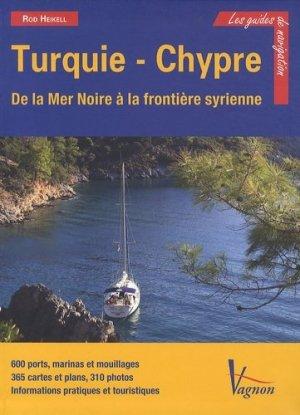 Turquie et Chypre - vagnon - 9782857256267 -