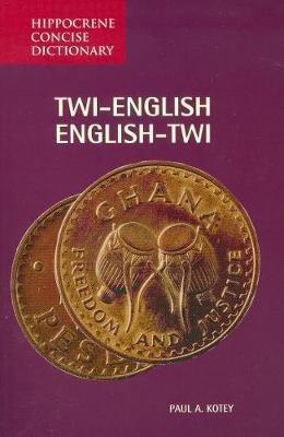 TWI-ENGLISH  - HIPPOCRENE CONCISSE - 9780781802642 -