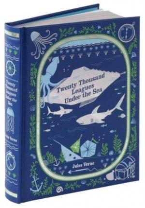 Twenty Thousand Leagues Under the Sea - barnes and noble - 9781435162150 -