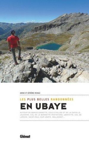 Ubaye, les plus belles randonnées - glenat - 9782344022276 -