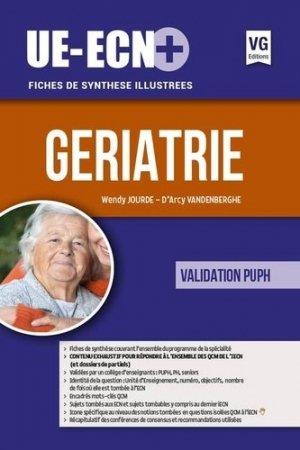 UE ECN+ Gériatrie - vernazobres grego - 9782818315552 -