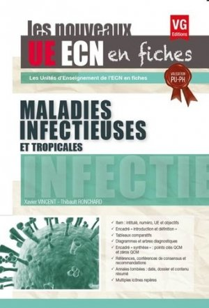UE ECN en fiches Maladies infectieuses et tropicales - vernazobres grego - 9782818315828 - https://fr.calameo.com/read/004967773b9b649212fd0