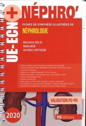 UE ECN+ Néphrologie - vernazobres grego - 9782818317501 -