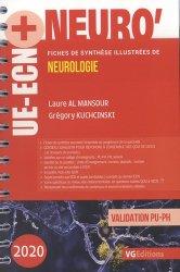 UE ECN+ Neurologie - vernazobres grego - 9782818317570 -
