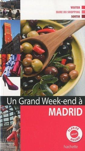 Un grand week-end à Madrid - Hachette - 9782012447813 -