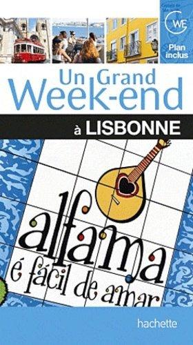 Un grand week-end à Lisbonne - Hachette - 9782012448063 -