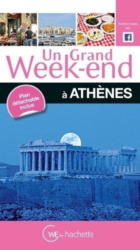 Un grand week-end à Athènes - Hachette - 9782012457003 -