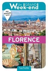 Un grand week-end à Florence. Edition 2018. Avec 1 Plan détachable - Hachette - 9782017008422 -