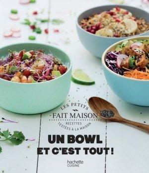 Un bowl et c'est tout ! - Hachette - 9782017059592 -