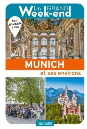 Un grand week-end à Munich - Hachette - 9782017063520 -