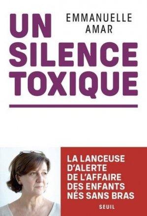 Un silence toxique - seuil - 9782021426373 -