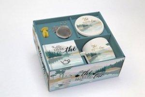 Un thé au bord du lac - larousse - 9782035964328