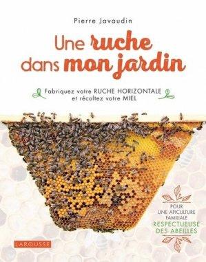 Une ruche dans mon jardin - Larousse - 9782035983930 -