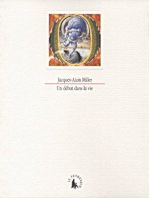 Un début dans la vie - gallimard editions - 9782070764952 -