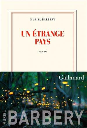 Un étrange pays - Gallimard - 9782072831508 -