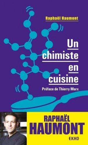Un chimiste en cuisine. 2e édition - Dunod - 9782100809134 -