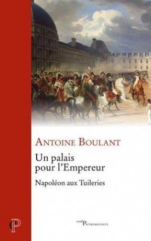 Un palais pour l'Empereur - cerf - 9782204133951 -