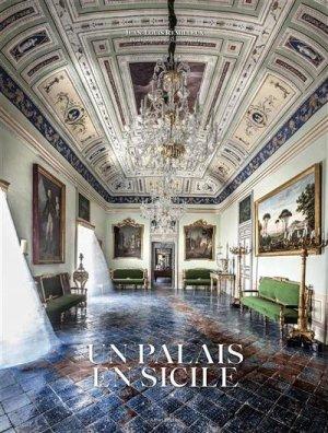 Un palais en Sicile - Albin Michel - 9782226450661 -