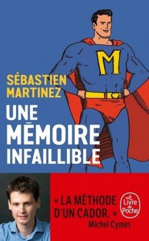 Une mémoire infaillible - le livre de poche - lgf librairie generale francaise - 9782253188056 -