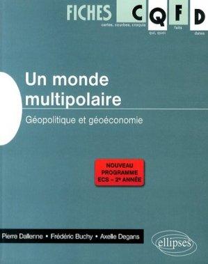 Un monde multipolaire - Ellipses - 9782340000490 -