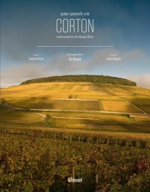 Une année en Corton - glenat - 9782344003411 -