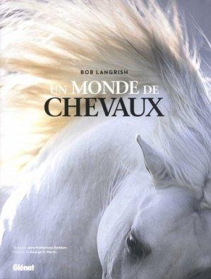 Un monde de chevaux - glenat - 9782344030264 - majbook ème édition, majbook 1ère édition, livre ecn major, livre ecn, fiche ecn