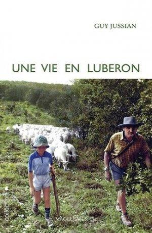 Une vie en Luberon - magellan et cie - 9782350742618 -