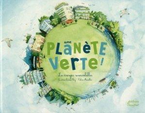 Une planète verte - du ricochet - 9782352632771 -