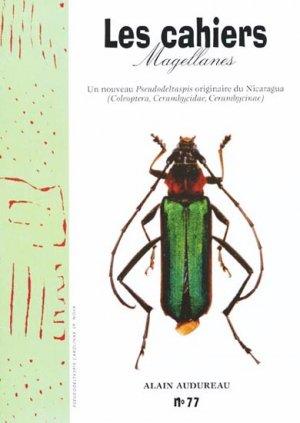 Un nouveau Pseudodeltaspis originaire du Nicaragua - magellanes - 9782353870233 -