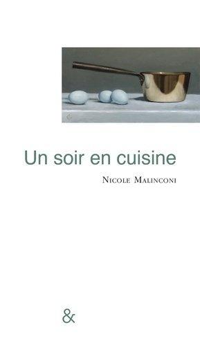 Un soir en cuisine - Esperluète Editions - 9782359841329 -