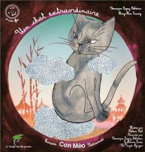 Un chat extraordinaire : conte vietnamien - le verger des hesperides - 9782365872980 -