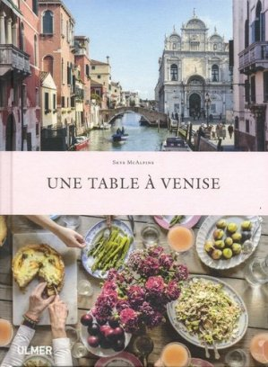 Une table à Venise - ulmer - 9782379220036 -
