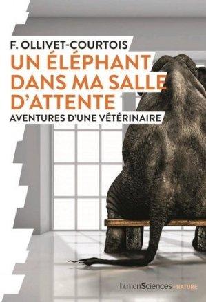 Un éléphant dans ma salle d'attente - humensciences - 9782379313004 -